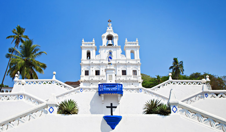 Church of Our Lady of the Immaculate Conception in Goa