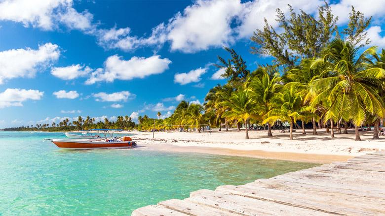 Isla Saona in Punta Cana