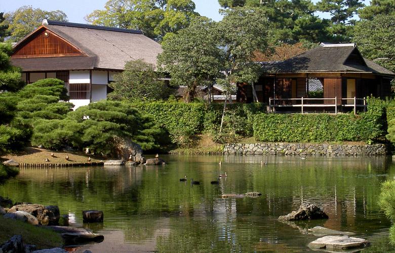 Katsura Imperial Villa in Kyoto