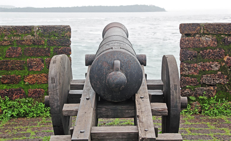 Reis Magos Fort in Goa