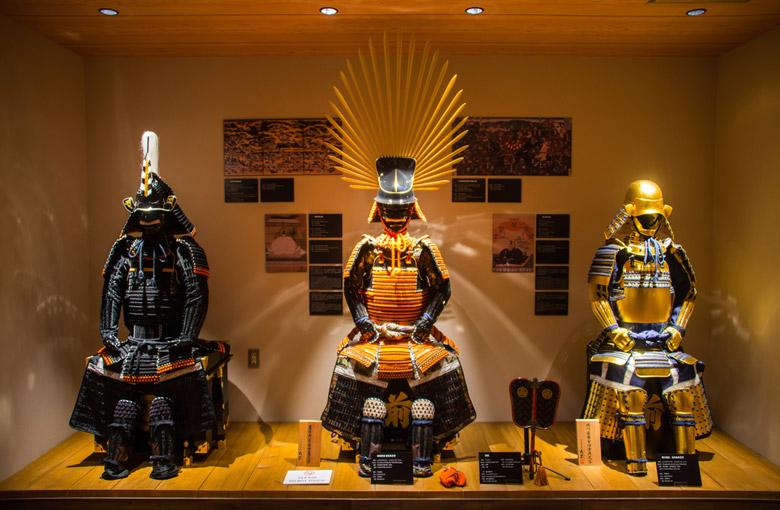 Samurai Museum in Tokyo