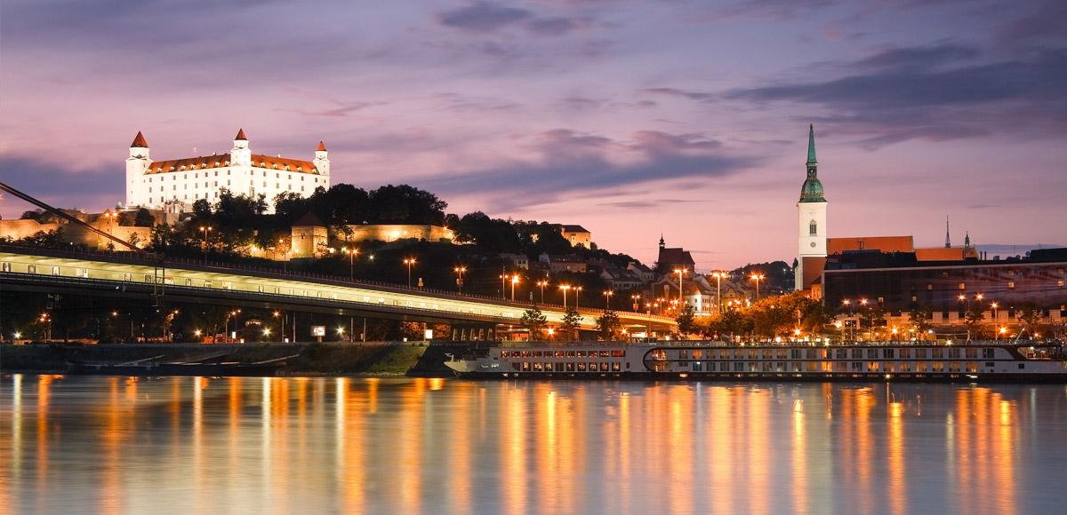 Visit Bratislava, Slovakia
