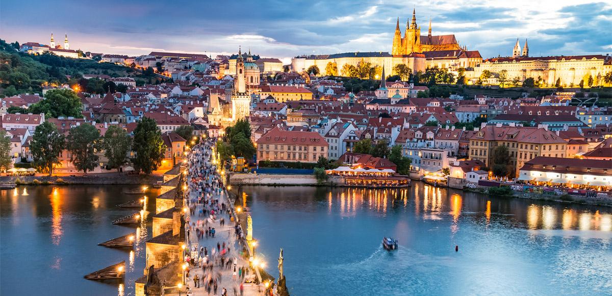 Visit Prague, Czech Republic
