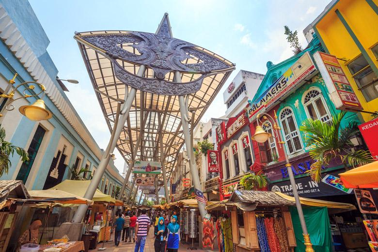 Kasturi Walk Central Market in Kuala Lumpur
