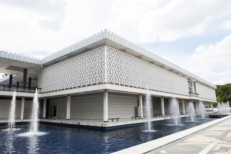 Masjid Negara in Kuala Lumpur
