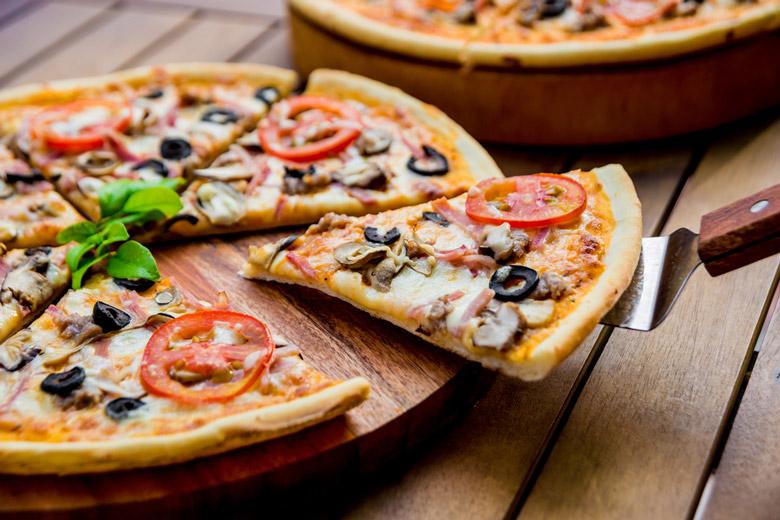 Pizza Napoletana in Naples